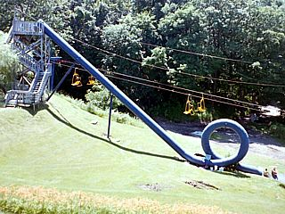 Inflatable Water Slide Action Park